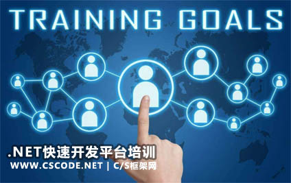 C/S系统快速开发框架现场培训一般都是需要几天时间