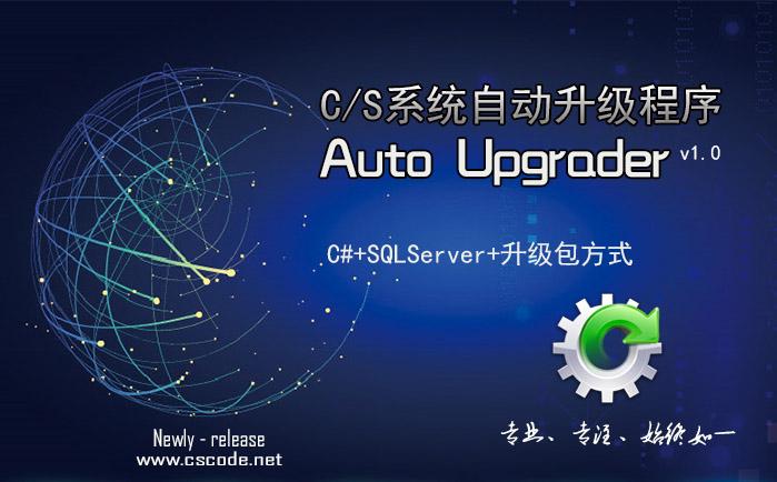 C/S 系统版本自动升级软件V1.0