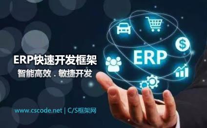 ERP快速开发平台|ERP软件开发平台-C/S框架网