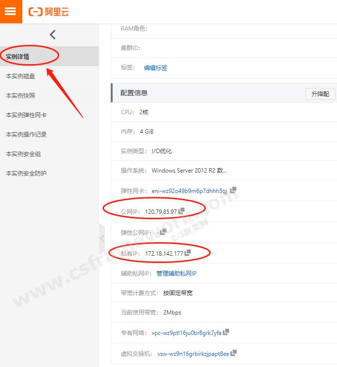 贴图图片-关于购买阿里云ECS服务器提供的双IP用途