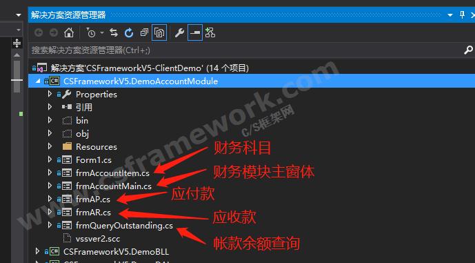 贴图图片-进销存快速开发框架Winform三层架构1