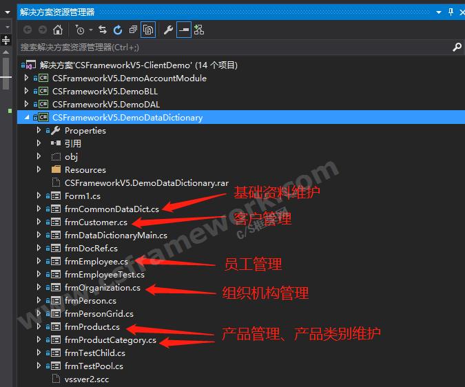 贴图图片-进销存快速开发框架Winform三层架构2