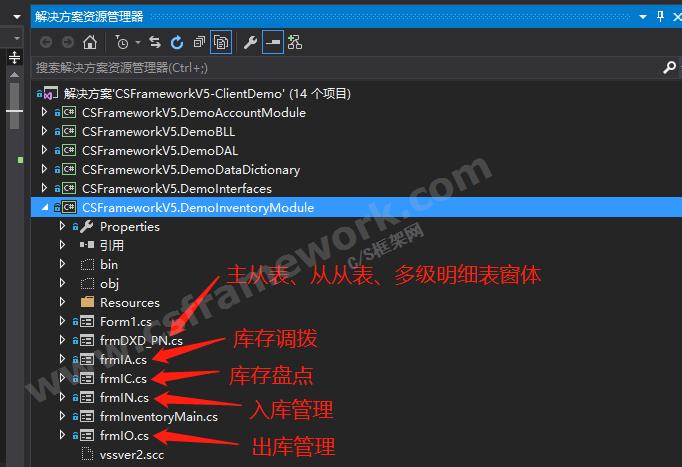 贴图图片-进销存快速开发框架Winform三层架构3