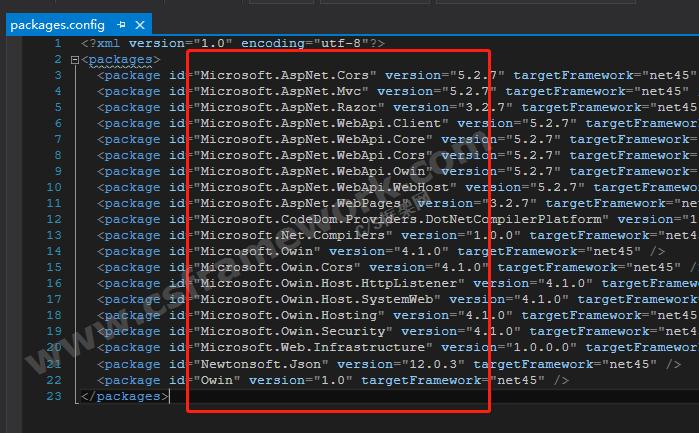 贴图图片-ASPNETWebApi服务器搭建详解自承载102
