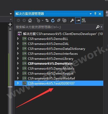 贴图图片-CSFramework开发框架试用版-集成到解决方案