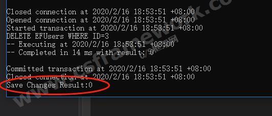 贴图图片-ExecuteSqlCommand方法删除记录