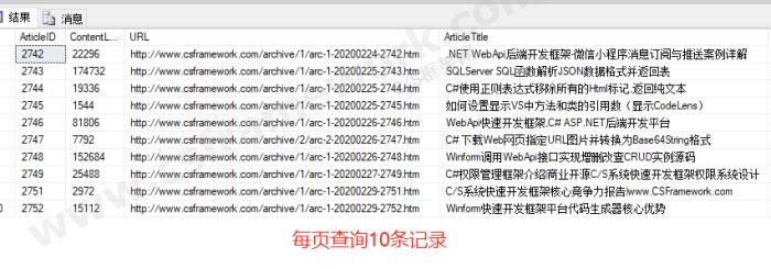 贴图图片-SQL2008多个查询条件分页查询脚本